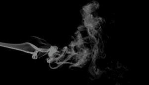smoke-background-black-scroll-arabesque-atmosphere-felted luxury-Elysees-concierge